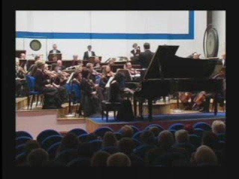 Alberto Ginastoera  | Piano Concerto N.1, 4th Movement | Filharmonia Sudecka/Polen | Solistin: Atsuko Seta