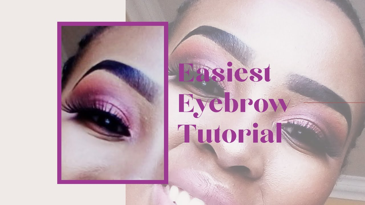 How to get your eyebrows done right   BEGINNER FRIENDLY ...