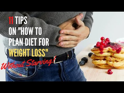 """🔥11-tips-on-""""how-to-plan-diet-for-weight-loss"""".-🍏-(it-works)"""
