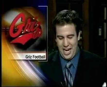 Rob McPherson - Sportscast 1