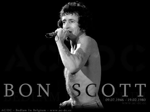 TRUST. Ton dernier acte.(your final gig). Tribute to Bon Scott