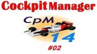 Cockpit Manager - Tentando melhorar a equipe - E02/T01