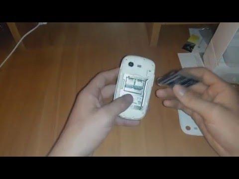 Полный обзор Samsung Galaxy Star Duos GT S5282 самый маленький Android телефон