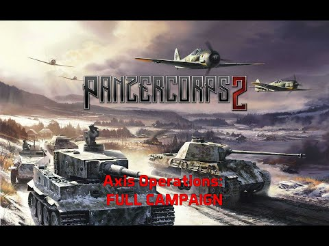 Panzer Corps 2 | Axis Operations | AO 1940 02 Training |