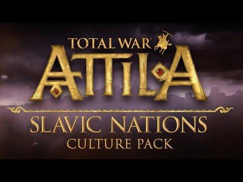 Total War: ATTILA – Slavic Nations Pack Announcement Trailer