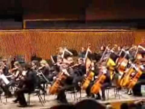 Zubin Mahta & The Buchmann Mehta  School of music .wmv