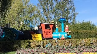 "Casey Jr. Circus Train ""Engine #9 Test Run"""