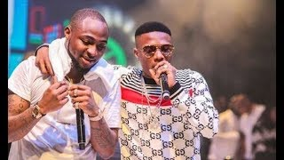 VIDEO: Davido And Wizkid Performed Manya At The #30BillionConcert