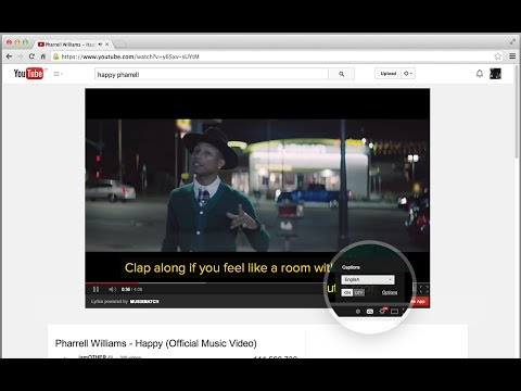 Musixmatch Youtube Lyrics extension for Chrome