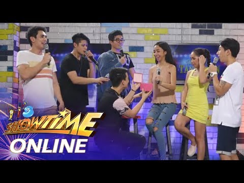 It's Showtime Online: Edward and Maymay's simple wishes