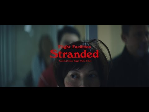 Flight Facilities - Stranded feat. Broods, Reggie Watts & Saro (Official Video)