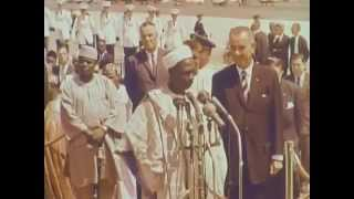 Download Video Sir Abubakar Tafawa Balewa Official Visit To USA In July 25 28 1961 MP3 3GP MP4