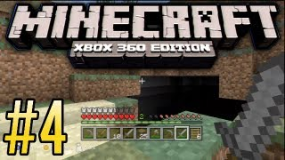 Minecraft 360 Survival - Part 4 - Back to the Cave!
