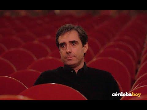 Carlos Domínguez-Nieto, director de la Orquesta de Córdoba