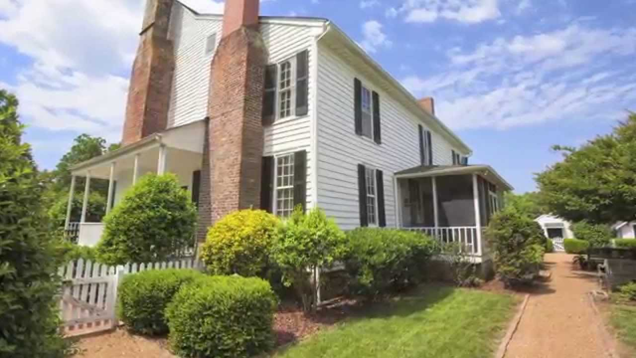 North carolina plantation for sale in oxford nc youtube for Antebellum plantations for sale