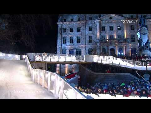 Red Bull Crashed Ice Quebec - Freestyle - StarTV