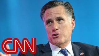 How Mitt Romney plans to take on Trump