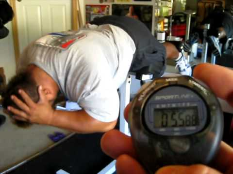 Grant Higa HYPERS OF DEATH (fastest time to 100 reps)