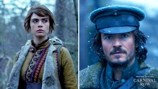Why Orlando Bloom & Cara Delevingne In Carnival Row Make Us Weep // Presented By Amazon Prime Video