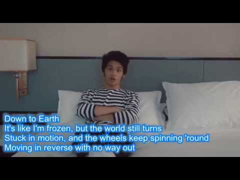 Lyric on the screen | Infinity - One Direction - KHS & The Overtunes Cover