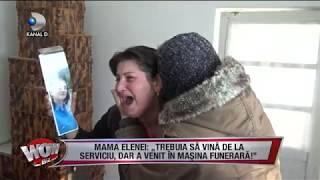 WOWBIZ (24.01.2018) - Parintii tinerei omorate in coafor, marturii crunte! Partea I