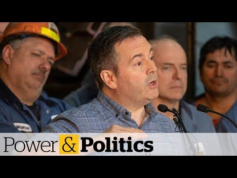 Kenney targets federal government in Alberta election | Power & Politics