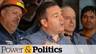 Kenney targets federal government in Alberta election   Power & Politics
