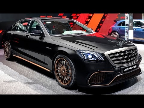 Mercedes-AMG S 65 Final Edition V12 (2019) - Walkaround