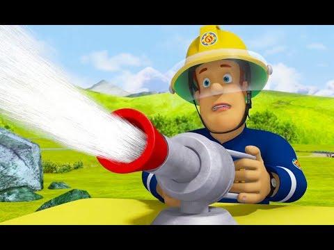Sam le Pompier ⭐️Les trappeurs de Pontypandy 🔥Nouveaux épisodes |  Dessin animé