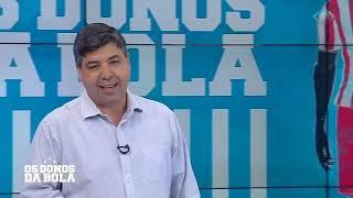 Os Donos da Bola Rio 22-10-19 - Programa completo