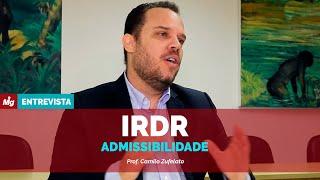 IRDR - Admissibilidade