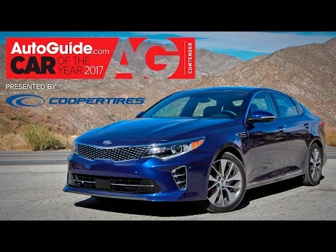 2017 Kia Optima - 2017 AutoGuide.com Car of the Year Contender - Part 6 of 7