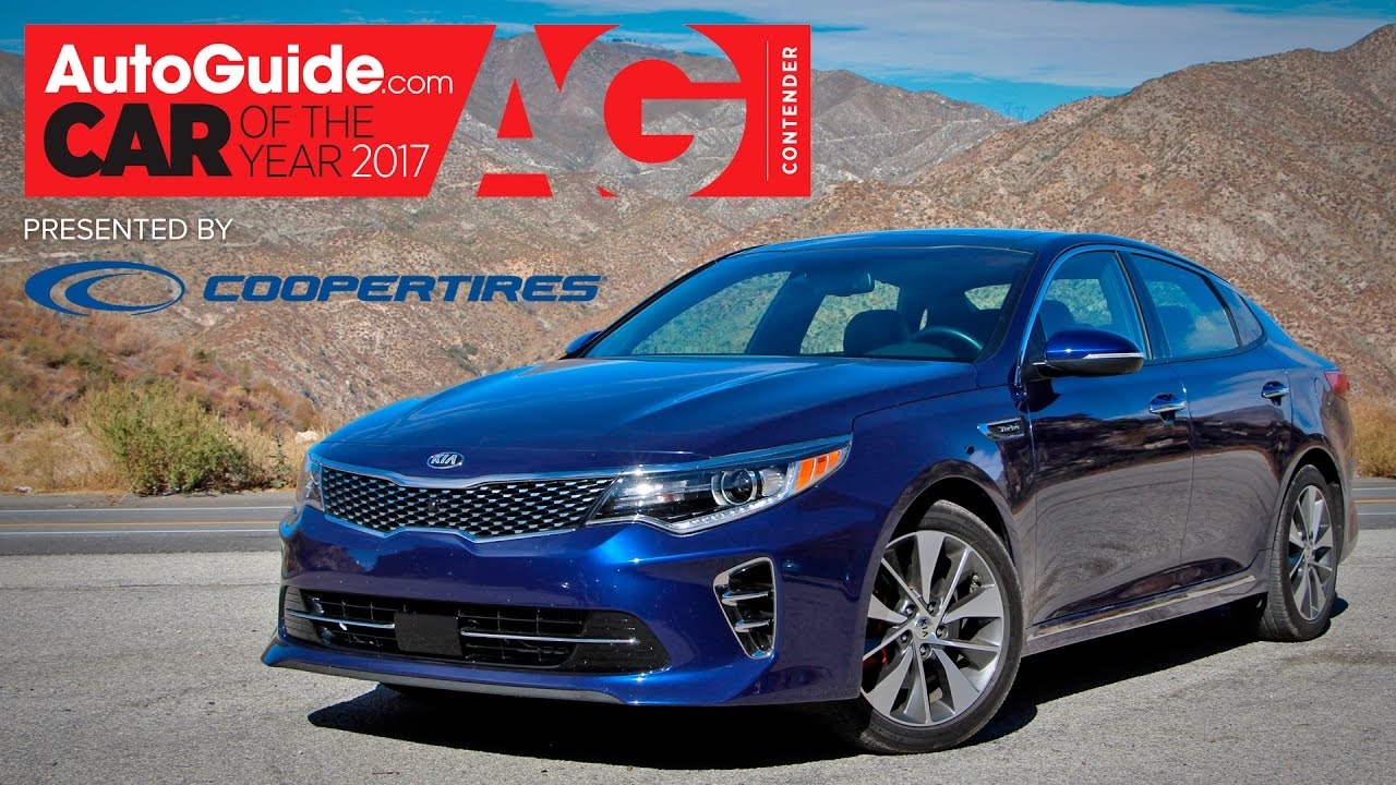 2017 Kia Optima Autoguide Car Of The Year Contender Part 6 7