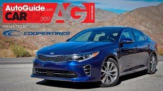 2017 Kia Optima - 2017 AutoGuide.com Car of the Year Contender - Part 6 of 7
