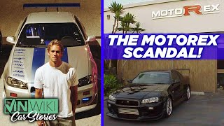 The INSANE true story of the MotoRex scandal
