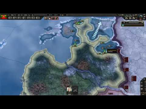 Let's Play - HoI4 - Lithuania - Part 1