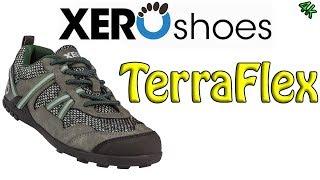 Xeroshoes Terraflex Minimalist Trail Running/Hiking Shoes