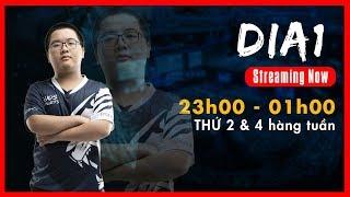 🔴 EVOS LIVE | KÊNH KỸ NĂNG | DIA1 duo STARK