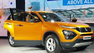 Tata Harrier SUV Launched: How Does It Compare With Rivals?