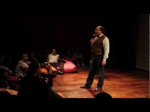 PALESTRA GLÂNDULA PINEAL no Cineclube - Dr. Sérgio Felipe de Oliveira