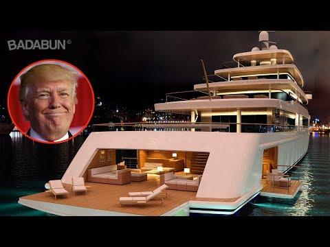 8 Lujos exagerados de Donald Trump