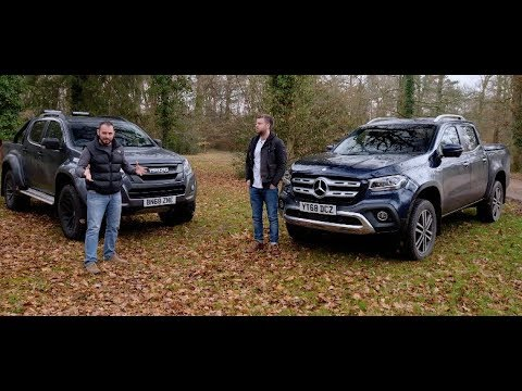Motors.co.uk | Rivals | Review | Mercedes X Class vs Isuzu D-Max