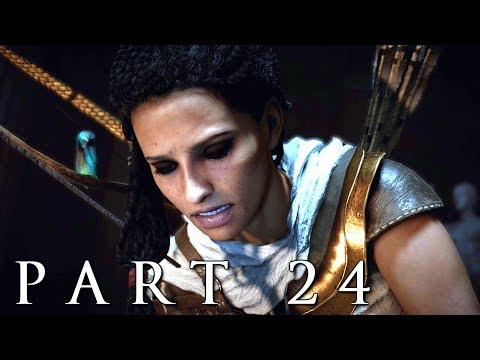 ASSASSIN'S CREED ORIGINS Walkthrough Gameplay Part 24 - The Aftermath (AC Origins)