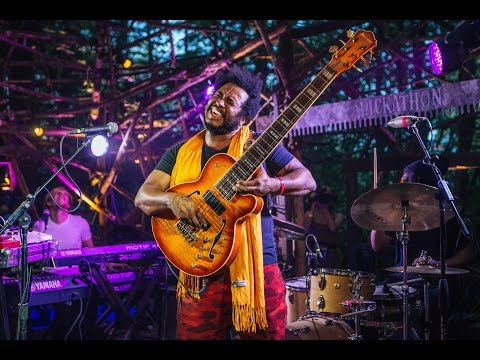 Woods Series (S02E03) - Thundercat - Them Changes @Pickathon