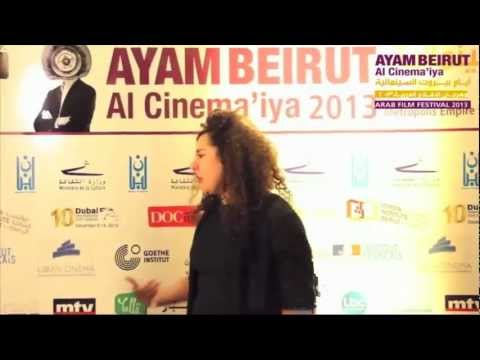 Ayam Beirut 7 - One minute with Farah Kassem