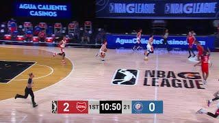 Sean McDermott NBA G League Highlights: March 2021