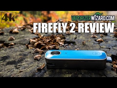 Firefly 2 Vaporizer Review! How-To Use, Demo + Pros/Cons. [4K Video]