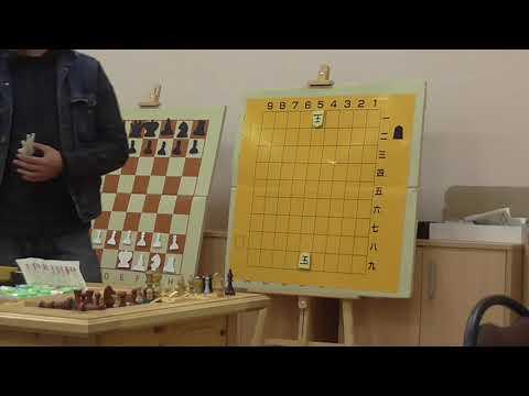 Сёги для шахматистов.