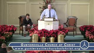 Guntersville Church of Christ December 2, 2019