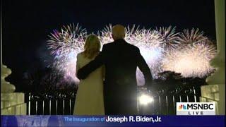 "Katy Perry ""Firework"" - Joe Biden's Inaugural Celebration 1/20/21"